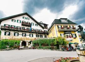 Hotel Gasthof zur Post, Sankt Gilgen