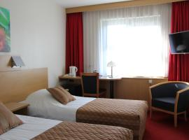 Bastion Hotel Leiden Voorschoten, Leida
