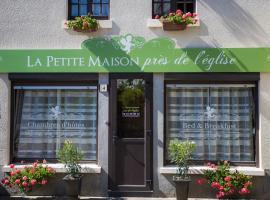La Petite Maison près de l'Eglise, Meillac (рядом с городом La Chapelle-aux-Filzméens)