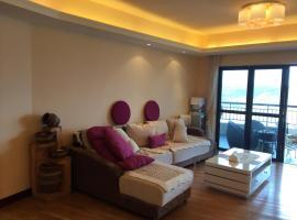 Haibinfen Holiday Apartment, Huidong (Yanzaobei yakınında)
