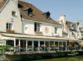 Hotel The Originals Loches George Sand (ex Inter-Hotel)