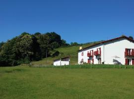 Chambres d'hôtes Ondicola, Macaye (рядом с городом Mendionde)