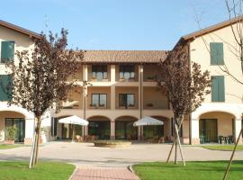 Hotel Conteverde, Montecchio Emilia (Monticelli Terme yakınında)