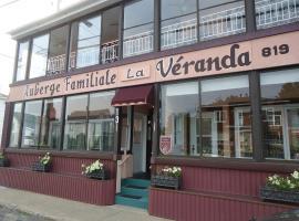 Auberge Familiale La Véranda, Trois-Rivières