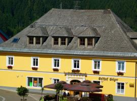 Gasthof Geiger, Bad Sankt Leonhard im Lavanttal