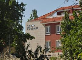 Hotel de Alba, Ricobayo