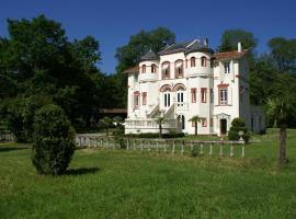 Château Barbé, Lannemezan