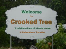 Becks Bed & Breakfast, Crooked Tree (Near Orange Walk)