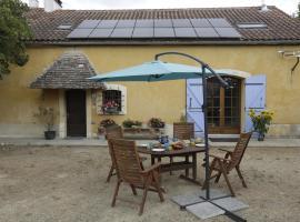 Gîte Leydou, Naussannes (рядом с городом Monsac)