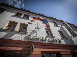 Rozmaryn Hotel, Rakovník (Mutějovice yakınında)