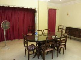 Al Zahraa' Two-Bedroom Apartment, Исмаилия