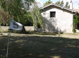Prince Casteljaloux, Casteljaloux (рядом с городом Ruffiac)