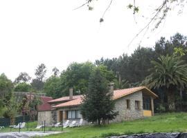 Casa Rural Dharma Gaia, Ambroa (Monfero yakınında)
