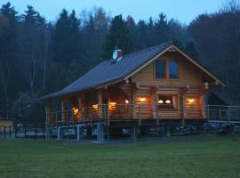 Holiday Home MB Ranch, Bílá Hora (Hromnice yakınında)