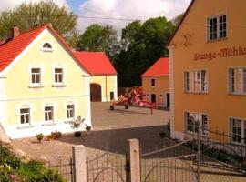 Haus Stange-Mühle, Brößnitz (Zabeltitz yakınında)