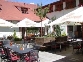 Hotel U Hrabenky, Telč