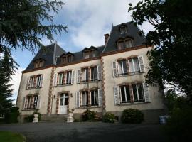 Le Chateau De Montmireil, Canisy (рядом с городом Carantilly)