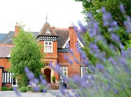 The Priory Hotel, Херефорд