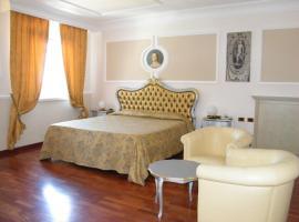 Hotel Villa Medici, Rocca San Giovanni (Treglio yakınında)