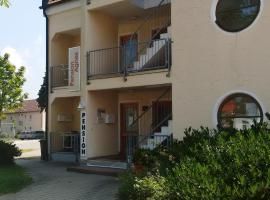 Hotel Pension Agnes, Burgau