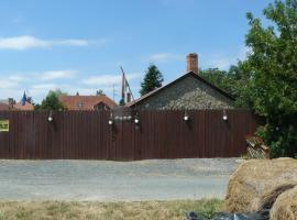 Ludad Kertekalja Vendégház, Gyöngyösfalu (рядом с городом Lukácsháza)