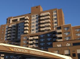 Towson University Marriott Conference Hotel, Towson