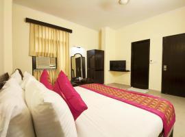 Hotel Delhi Darbar, Nýja-Delhi