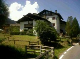 Casa Graziosa, Ziano di Fiemme (Ziano yakınında)