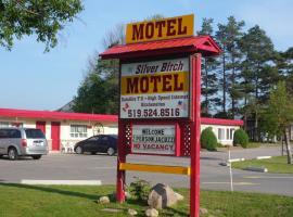 The Silver Birch Motel
