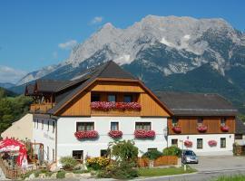 Gasthof Grabenwirt, Irdning (Stainach yakınında)