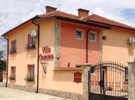 Villa Gamma, Pavel Banya (Turiya village yakınında)