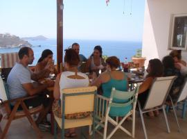Traditional apartment, Kalymnos (рядом с городом Миртеа)