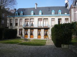 Hôtel Particulier des Canonniers, Сен-Кантен (рядом с городом Séraucourt-le-Grand)
