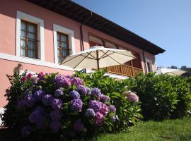 Hotel Puerta Del Oriente, Tresgrandas (Buelna yakınında)