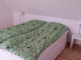 Huges Bed & Breakfast, Nørre Alslev (Vålse yakınında)