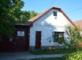 Szent Borbála Vendégház, Érsekvadkert (рядом с городом Horpács)