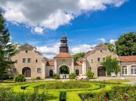 Pałac Galiny, Bartoszyce- Galiny