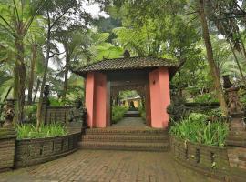 Kaliandra Sejati Eco Resort & Farm, Dayu (рядом с городом Lawang)