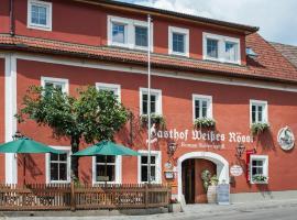 Gasthof Weißes Rössl, Mühldorf (Albrechtsberg an der Grossen Krems yakınında)