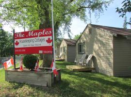 The Maples in Port Elgin, Port Elgin (Southampton yakınında)