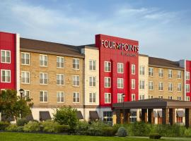 Four Points by Sheraton Moncton, Moncton