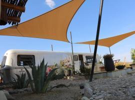 Desert Pearl, Terlingua