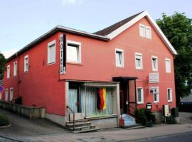 Hotel Weibertreu, Weinsberg (Eberstadt yakınında)