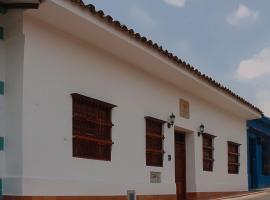 Hotel Boutique Casa Alegre Art Gallery
