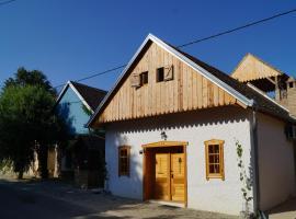 Ruralna Kuća Za Odmor Zajec, Zmajevac (рядом с городом Draž)