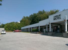 The Cadillac Motel, Saint Albans