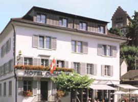 Hotel Restaurant Ochsen, Uster (Wermatswil yakınında)