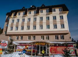 Отель Снежный