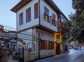 Hotel 1207, Анталья