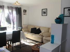 Appartement Proche Hippodrome, Кан (рядом с городом Fleury-sur-Orne)